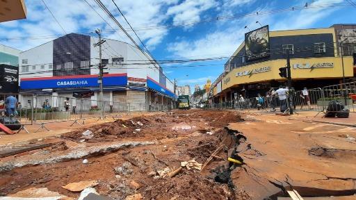 Quais ações serão colocadas em prática como forma de conter as enchentes em São Carlos?