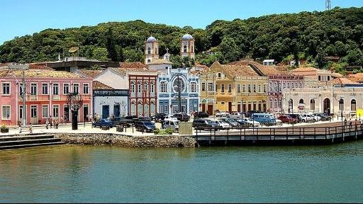 São Francisco do Sul: encantadora orla histórica une museus, construções centenárias e reservas ecológicas