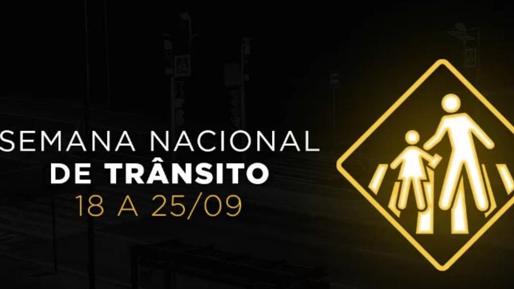 Semana Nacional de Trânsito tem programação para conscientizar motoristas em rodovias