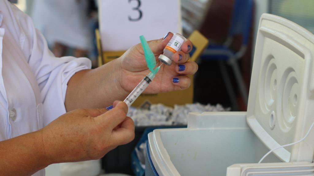 Sindicato planeja comprar doses de vacina contra a covid-19 (Foto: Karen Fontes/Código19) - Foto: Foto: Karen Fontes/Código19