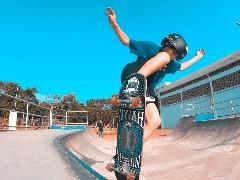 Das brincadeiras a papo de futuro, Rafa Amorim compartilha a vida sobre as rodinhas do skate