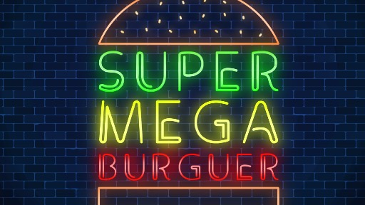 Super Mega Burguer