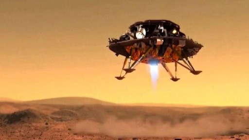 Professor da UFSCar fala sobre a sonda chinesa que desceu em Marte