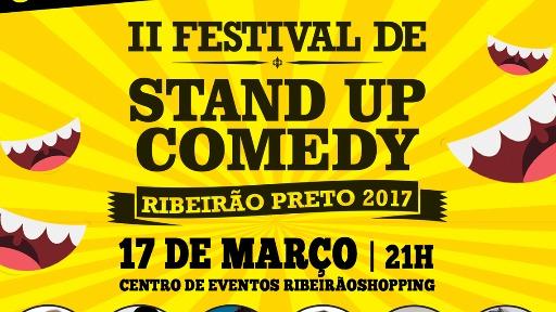 2º Festival de Stand Up Comedy