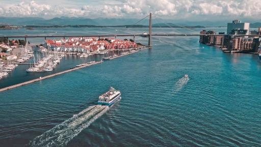 Uma cultura bem característica e muita sardinha: conheça Stavanger, na Noruega