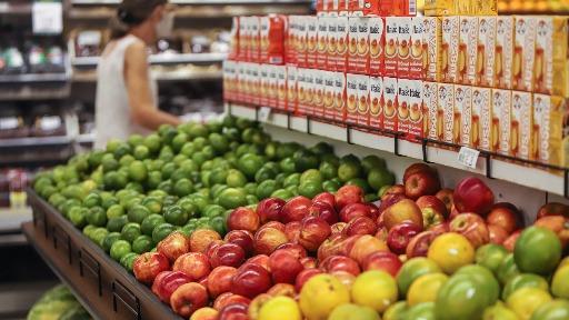 Supermercado economia hortifruti matéria positiva (Foto: Amanda Rocha) - Foto: Amanda Rocha