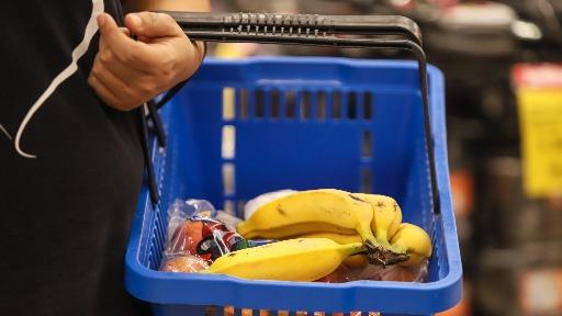 Supermercado economia hortifruti  (Foto: Amanda Rocha) - Foto: Amanda Rocha