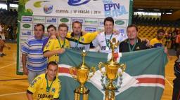 18ª Taça EPTV de Futsal Central