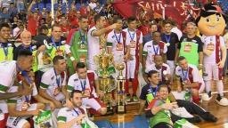 21ª Taça EPTV de Futsal Central