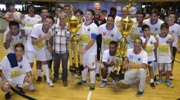 19ª Taça EPTV de Futsal Central