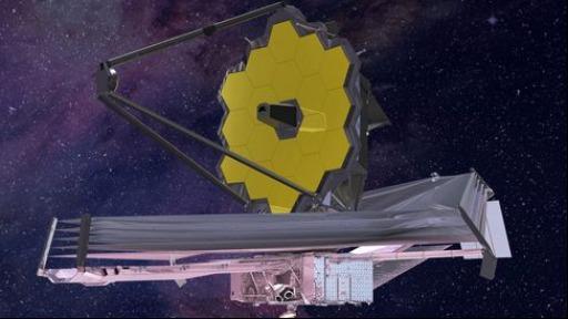 Telescópio espacial deverá ser lançado em novembro deste ano
