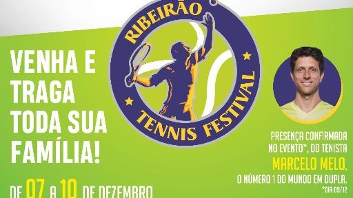 3º Ribeirão Tennis Festival