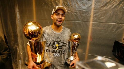 Tetra campeão da NBA e MVP das finais de 2007, relembre a carreira do francês Tony Parker