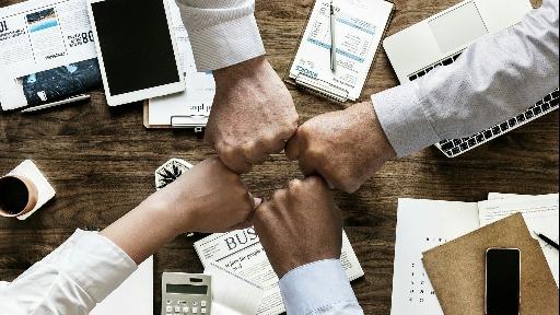 Trabalho em equipe - Foto: Pixabay