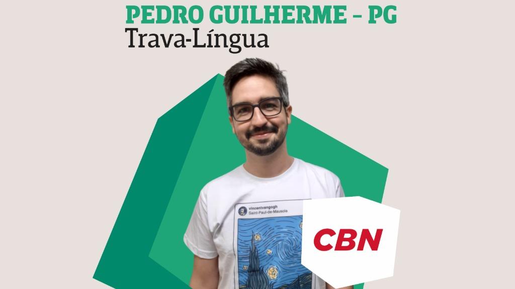 Pedro Guilherme - Trava Língua