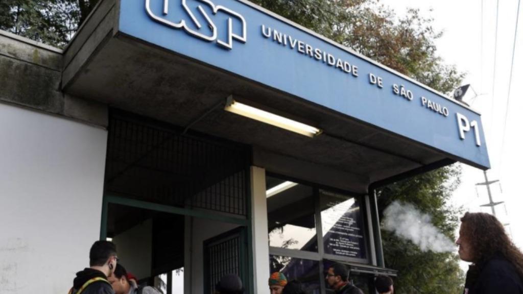 Vista da USP - Foto: Divulgação