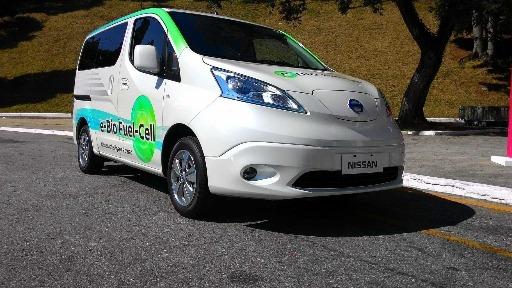Brasil aposta em carro elétrico com célula de combustível a etanol