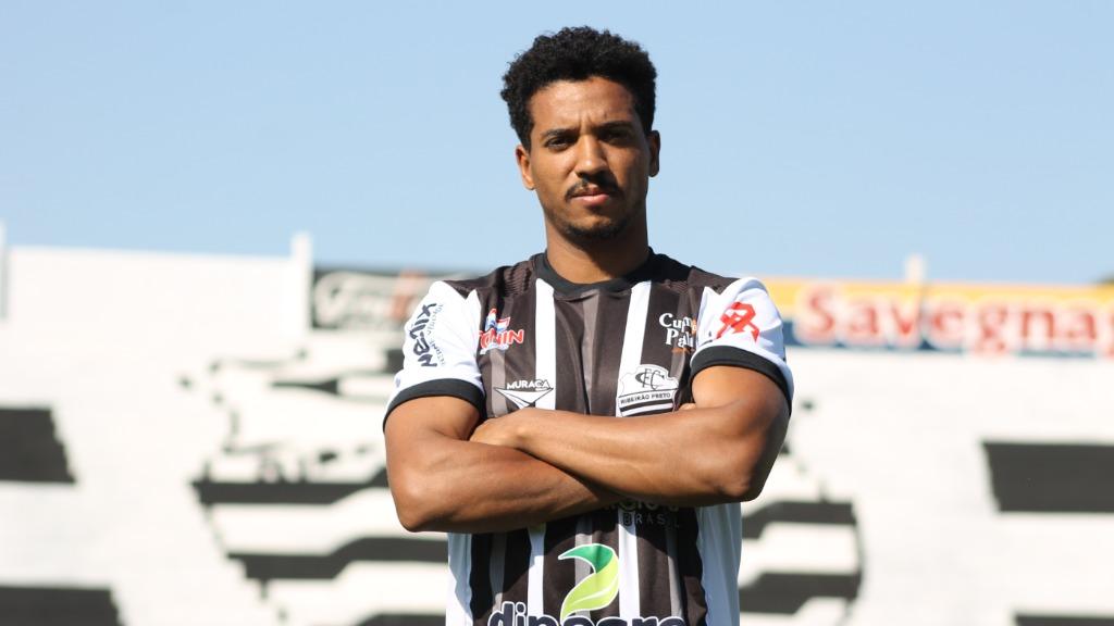 Comercial confirma lateral esquerdo Willian como o primeiro reforço para a disputa da Copa Paulista